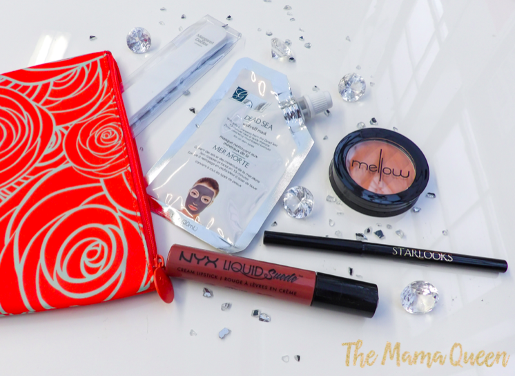 """Ipsy """"March 2016 Glam Bag"""" Review"""