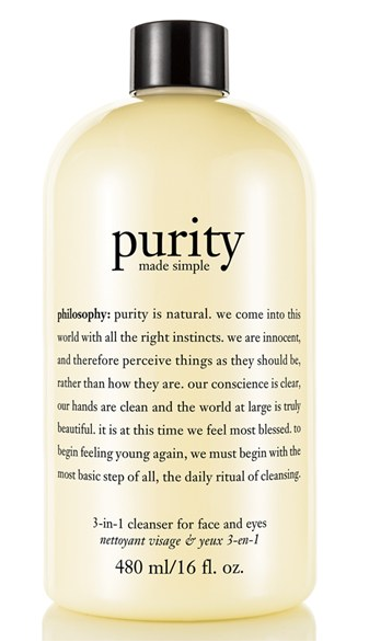 My Daily Philosophy Skin Care Products
