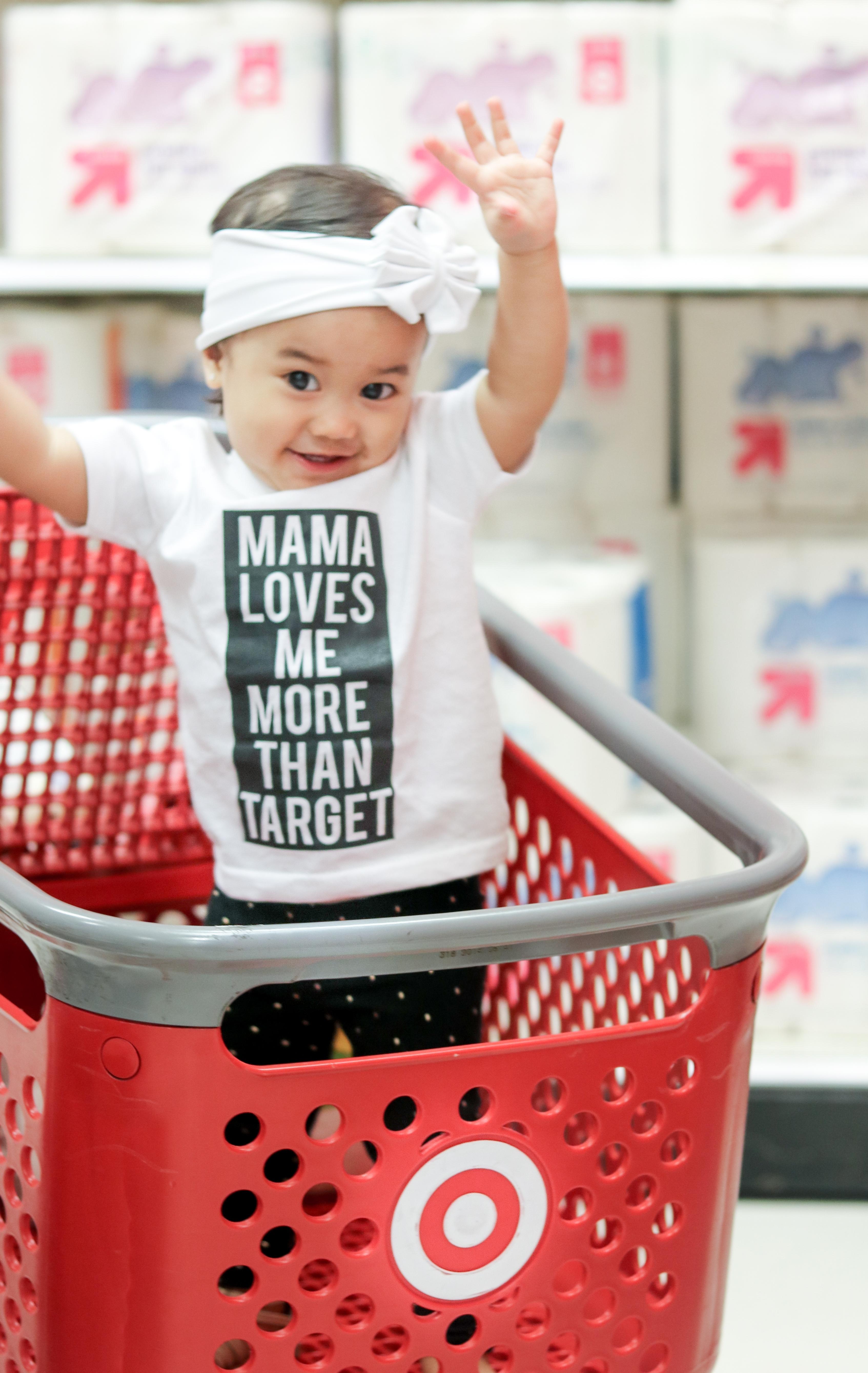 Who I Love More Than Target