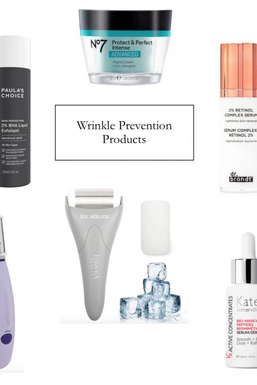 No wrinkles yet please!