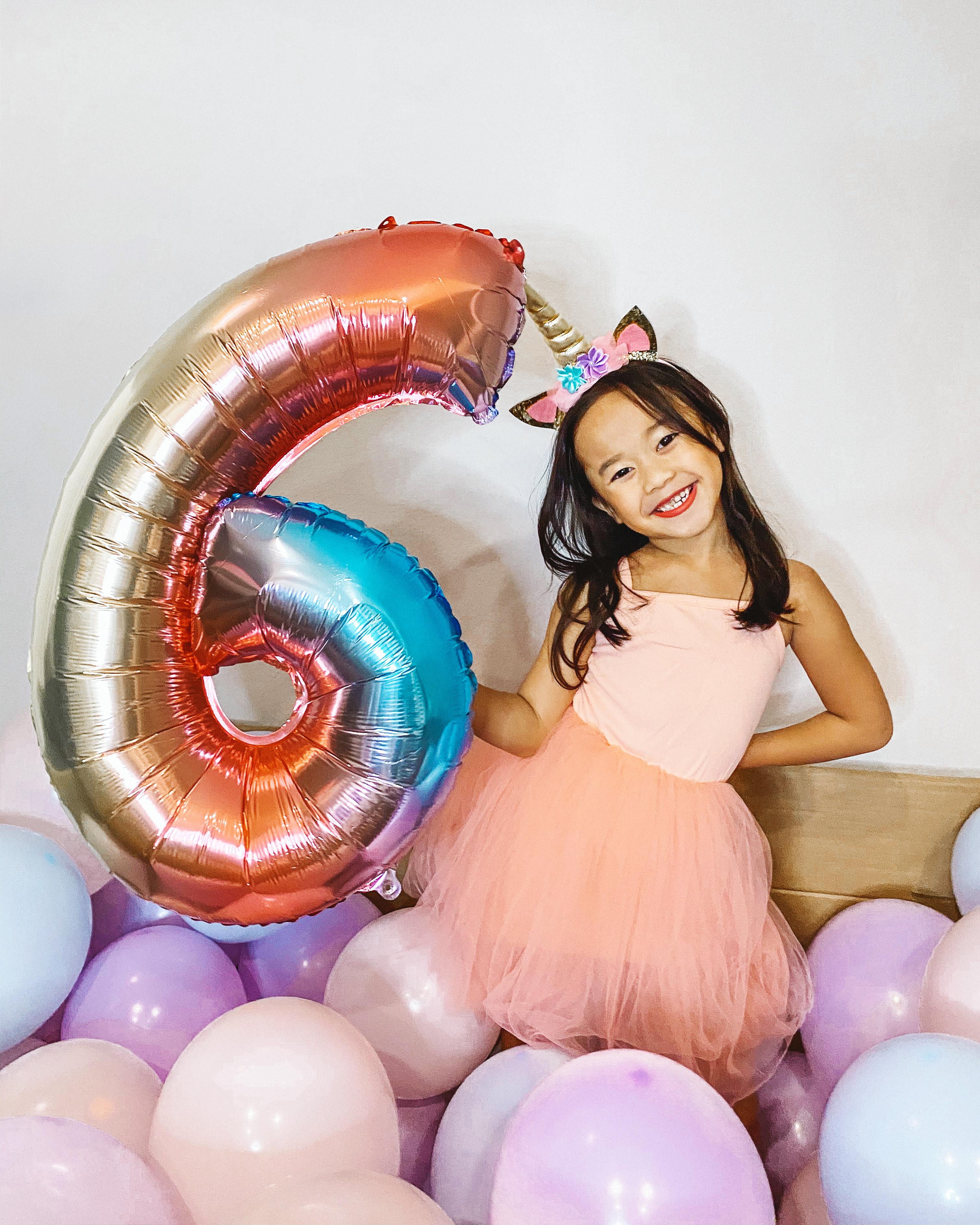 scarlett's 6th birthday