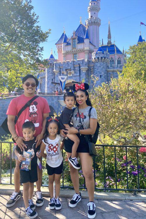 Disneyland Trip 2021